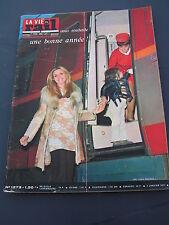 Vie du rail 1971 1273 MARIGNAC VAL ARAN SAINT BéAT AUBERGENVILLE MONTLUEL BLENOD