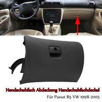 Schwarz Handschuhfach Abdeckung Handschuhfachdeckel  für Passat B5 VW 1998-2005