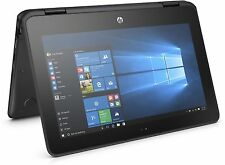 """HP Probook X360 11 G1 11.6"""" Intel Pentium 128GB SSD 4GB Win 10 Ultrabook Tablet"""