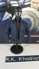 Hot Toys MMS243 Marvel Captain America WS action figure's 1/6 scale blue jacket