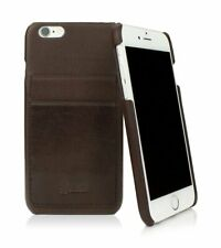 CASEual Cover in Leather Case for iPhone 5, 6S
