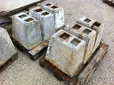 Granitsockelstein Granitfuß Sockelstein Natursteinpflaster Steinfuß gebraucht