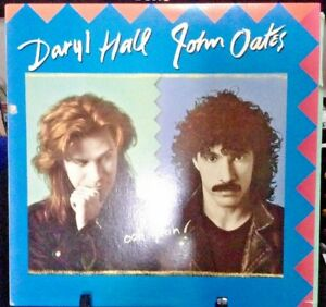 HALL & OATES  Ooh Yeah! Album Released 1988 Vinyl/Record  Collection US pressed