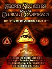 Secret Societies and the Global Conspiracy- KILLER 3 DVD Set - UNLEASH THE TRUTH