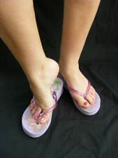 Purple Wedge Sandals for Women for sale | eBay