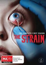 The Strain : Season 1 (DVD, 2016, 4-Disc Set)