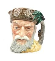 Vintage 1959 Royal Doulton Large Robinson Crusoe Toby Mug D-6532 Made in England