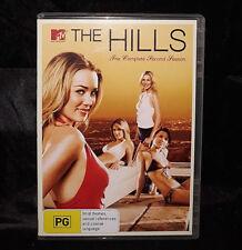 The Hills : Season 2 (DVD, 2008, 3-Disc Set) Region 4
