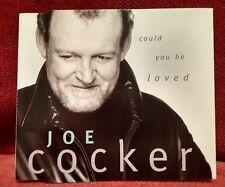 JOE COCKER - PROMO CD SINGLE 1997 - Could You Be Loved +2 - RARE OOP