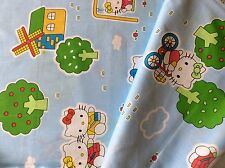 Un Coupon de Tissus Hello Kitty - Taille 1 x 1,6 mètres - 03