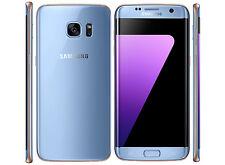 SAMSUNG GALAXY S7 EDGE SM-G935F BLEU CORAIL 32GB DÉBLOQUÉ 4G LTE SMARTPHONE