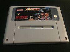 Super Nintendo StarWing [PAL Version]