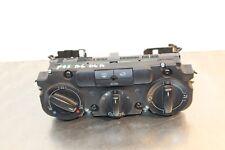2007 VW PASSAT B6 HEATER CONTROL PANEL 3C2820045A