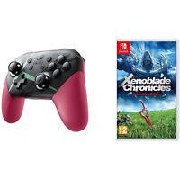 Xenoblade Chronicles 2 Controller & Xenoblade Chronicles: Definitive Edition