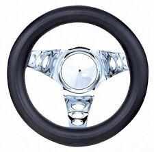 "Steering Wheel 8-1/2 - 4 1/2"" Dish Rat Rod Hot  VW Dune Buggy Sand Rail 79-4050"
