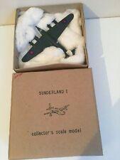1/200 White Metal? - Sunderland I with Floats + Box by Jeffrey Stevenson