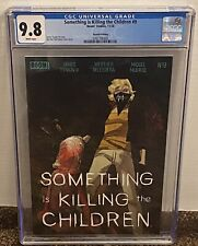 Something Is Killing The Children # 9 Second 2nd Print CGC 9.8 White Pages