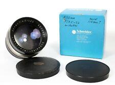 Schneider Xenar 420mm F4.5 Barrel Lens IN BOX