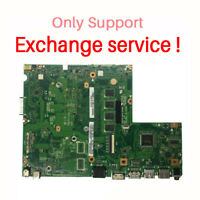 Exchange For ASUS X541U X541UJ X541UV X541UA X541UAK Mainboard Motherboard I7/I5