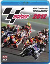 MOTO GP 2012 BLU-RAY - JORGE LORENZO - MotoGP Grand Prix Season Review - NEW UK