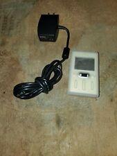 Vtg Rare Htf Dell Mp3 Player Pocket Dj Digital 5Gb Usb Charging Cord Hv03T