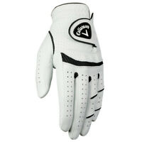 Callaway Golf Men's Apex Tour Premium Leather Glove - NEW! 2019