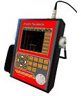 Industrial Ultrasonic Flaw Detector Crack Inclusions Pores Defect Detector Video