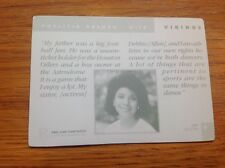 1991 Pro Line Portraits Wives #SC7 Phylicia Rashad  1/1 PRINTING PLATE  NOT AUTO