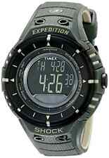 "Timex Men's T49612 ""Expedition Trail Series"" Black and Green Watch Brand New"