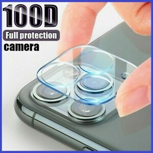 9H Camera Lens For iPhone 13,12,11 Pro MAX Case Protector Tempered Glass Cover