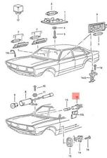 Genuine VW Bulb Holder NOS AUDI VW 100 Avant Quattro 200 5000 Turbo 113957397