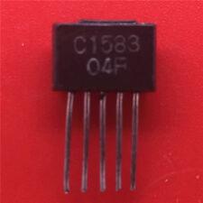 10PCS 2SC1583F Encapsulation:ZIP,Silicon NPN Power Transistors