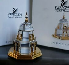 Swarovski Crystal Memories Journeys Cathedral Church Gold Trim 9461 NR 09 243448