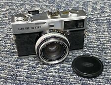 Olympus 35 Sp Rangefinder Camera w/ Zuiko 42mm F/1.7 Lens Mint! Japan