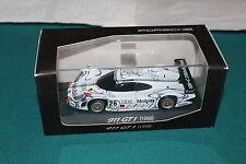 Porsche 911 GT1 Präsentation 1998 WAP02005599  Minichamps  1:43