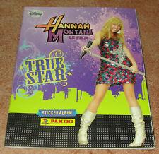 Hannah MONTANA the movie//panini//10 pochettes//60 photocards