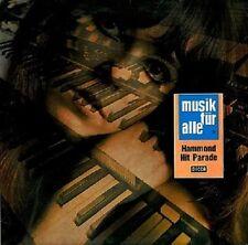 NILS TIBOR Hammond Hit Parade LP Vinyl Record Album 33rpm German Decca 1970 EX