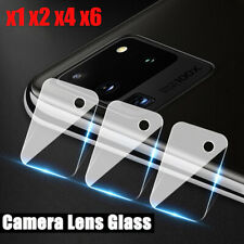 For Samsung Galaxy S20/A20S/A50/A51/A71 5G Tempered Glass Camera Lens Protector