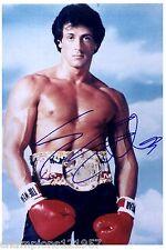 Sylvester Stallone ++Autogramm++ ++Rocky++2