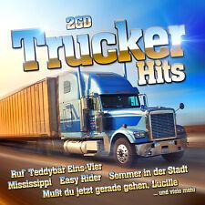 CD Trucker Hits d'Artistes divers 2CDs
