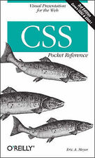 CSS Pocket Reference: Visual Presentation for the Web (Pocket-ExLibrary