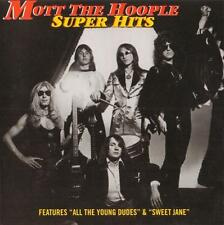 MOTT THE HOOPLE Super Hits CD BRAND NEW
