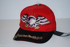 CHRISTIAN AUDIGER KIDS FITTED  YOUTH EAGLE AND RHINESTONE HAT - SIZE  6  1/2