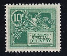 """US E7 10c Mercury Special Delivery PSAG """"95"""" Mint XF OG NH SMQ $625 (002)"""
