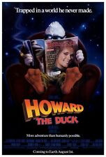 """HOWARD THE DUCK"" Movie Poster (1986)  [Licensed-NEW-USA] 27x40"" THEATER SIZE"