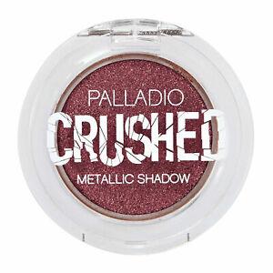 Palladio Beauty Crushed Metallic EyeShadows For All Skin Types 20 gram