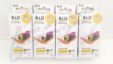 4 LD-CLI221M Magenta Ink Cartridge for Canon PIXMA iP4600
