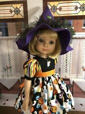 """""""Spooky Halloween"""" Made for 18"""" Ann Estelle by Treasured Doll Designs"""