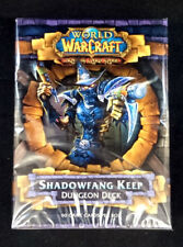 WOW World of Warcraft Shadowfang Keep Dungeon Deck NEW & SEALED!^