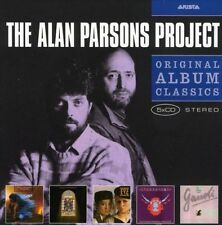 CDs de música house pops The Alan Parsons Project